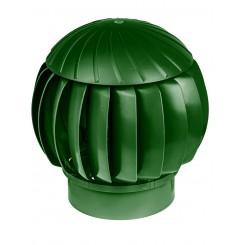 ТУРБОДЕФЛЕКТОР 160 зеленый пластиковый