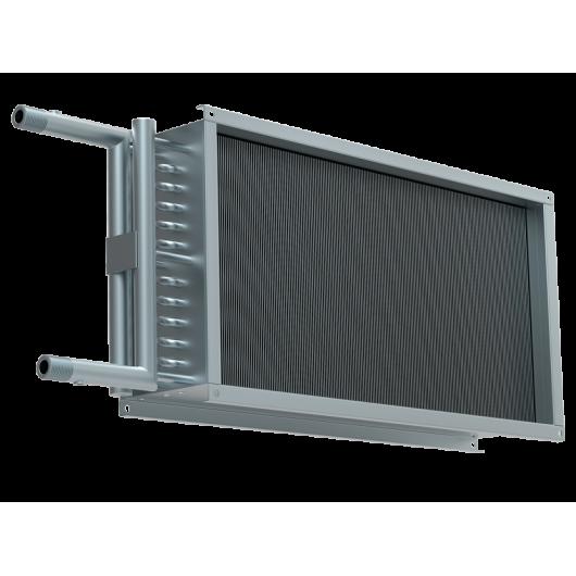 Водяной нагреватель SHUFT WHR 50х25-2 для прямоугольных каналов
