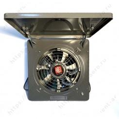 Оконный вентилятор DAVEGO DFC-250 1750м3  с регулятором