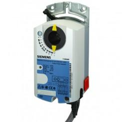 Привод воздушной заслонки Siemens GDB331.1E/KF