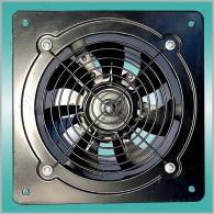Осевой вентилятор DF без обратного клапана