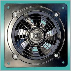 Осевой вентилятор без обратного клапана DF DAVEGO