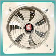 Осевой вентилятор DF с обратным клапаном