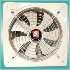 Осевой вентилятор с обратным клапаном DF DAVEGO
