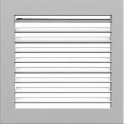 Вентиляционная решетка 15х15 однорядная