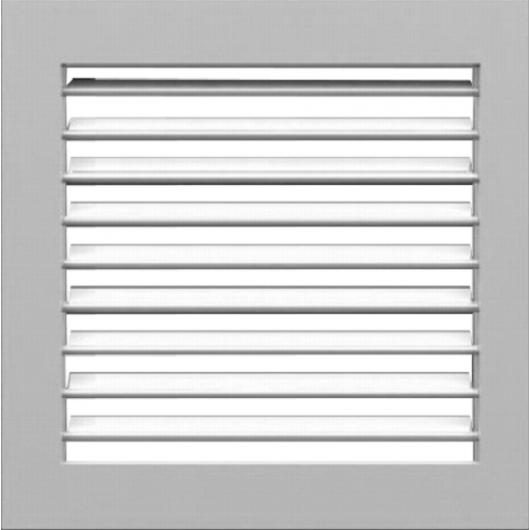 Вентиляционная решетка однорядная 150х150
