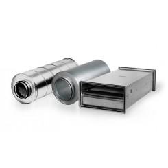 Шумоглушители для вентиляторов