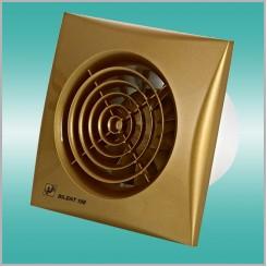 Накладные бытовые вентиляторы (вытяжные)