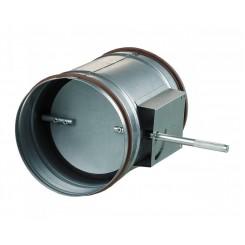 Электропривод SHUFT DCGAr оцинкованный 160мм.