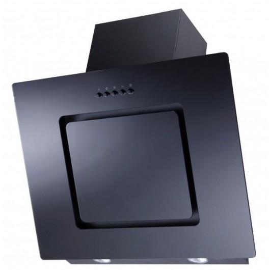 Вытяжка RONA 60 черный/черное стекло AMARI